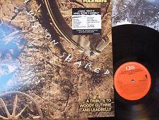 Folkways - a tribute to woody guthrie, Vinyl, LP, m-, NL'88