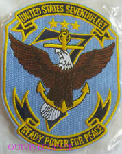 PUS704 - US NAVY SEVENTH FLEET - READY POWER FOR PEACE PATCH