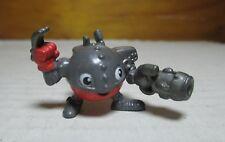 """2001 Digimon Digital Monsters 1"""" Metal Mamemon MetalMamemon Mini Figure Bandai"""