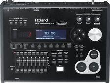 New Roland TD-30 Drum Sound Module V-Drums Super NATURAL EMS F/S Import Japan