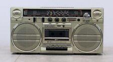 Sharp GF-5757 HG Stereo Radio Cassette Recorder Kassettenspieler