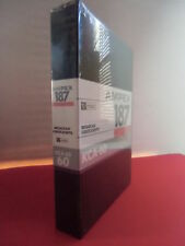 Ampex 187 series KCA-60, U-matic VHS Video Cassette Tape, NOS