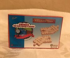 2001 Learning Curves Thomas and Friends Flexi-Curve Track NEW