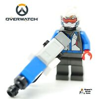 Lego Soldier 76 Minifigure split from set 75972 NEW Overwatch Minifig