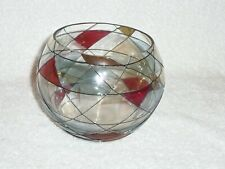 Partylite Mosaic Tealight Holder - Nib