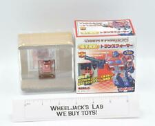 Bumblebee RED CHASE GTF 02 WST Worlds Smallest Takara Series 1 G1 Transformers