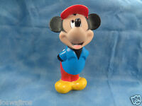 """Disney Mickey Mouse Hands in Back PVC Figure 5 1/2"""" High"""