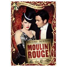 Moulin Rouge Dvd Nicole Kidman Ewan McGregor