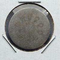 1953 P Crop Circles Alien Love Token Style Washington Quarter Coin 651 x 3 =1953