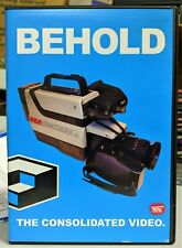 Consolidated Skateboarding - Behold The Consolidated Video Dvd