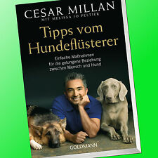 CESAR MILLAN | TIPPS VOM HUNDEFLÜSTERER | Beziehung zwischen Mensch und (Buch)