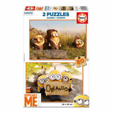 Wooden Minions Jigsaw Puzzles