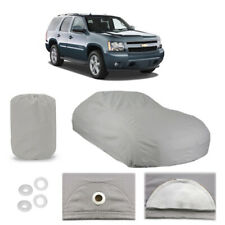 Chevrolet Tahoe 6 Layer Car Cover Fitted In Out Door Water Proof Rain Sun Dust