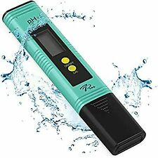 PH Meter with Automatic Calibration - 7Pros High Accuracy Pen Type Water Quality