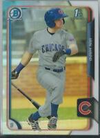 2015 Bowman Chrome Draft Refractor Ian Happ