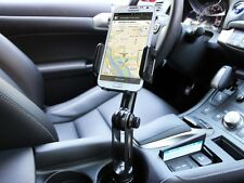 Extended Crane Car Cup Mount Holder for iPhone 8 / 7 Plus Phone Stand Cradle