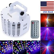 Sound-activated Auto 30W DMX512 RGBW Led Stage Strobe Light KTV Disco Bar Light