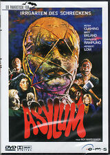Asylum , House of Crazies , uncut , DVD , new / sealed , Peter Cushing