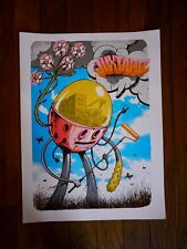 Screen Print Jeff Soto Springtime 2005