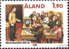 Finland-Aland 36 (complete issue) unmounted mint / never hinged 1989 schools on