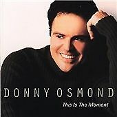 Donny Osmond - This Is the Moment (2001) 2 x CD Special Edition