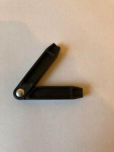 C.R. Laurence (CRL) PL16138 Black Adjustable Screen Frame Corner
