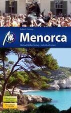 Reiseführer Menorca 2015/16 mit Landkarte herausnehmbar MICHAEL MÜLLER UNGELESEN
