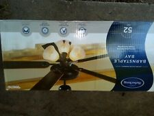Harbor Breeze 52inch Ceiling Fan  With Lights #0593742