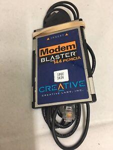 Creative Modem Blaster 14.4 PCMCIA