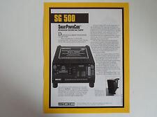 SGC SG-500 Smart Cubo de energía (sólo Genuino prospecto)... radio _ trader _ Irlanda.