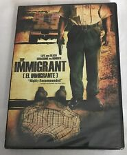 The Immigrant [El Inmigrante] (DVD), Life and Death Crossing the Border, *new*