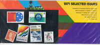 AUSTRALIA 1971 SELECTED ISSUES PRESENTATION PACK