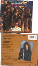 CD--JON BON JOVI UND ORIGINAL SOUNDTRACK -1990- - IMPORT -- YOUNG GUNS 2 - BLAZE