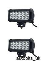 2 piezas 36w 12v 24v LED Reparación Foco Luz John Deere VALTRA Fendt gato
