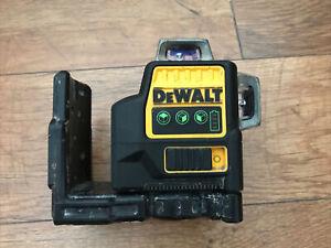 DeWalt DCE089d1G-GB Green 10.8-12V XR self-levelling multi-line laser level