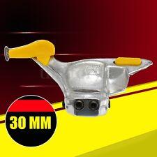 Car Tire Changer Stainless Steel Metal Mount Demount Duck Head Tool Dia 30MM