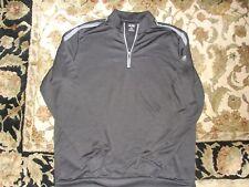 Mens Adidas 1/4 Zip Golf Over Shirt Sz. Xl
