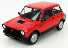 1/18 SOLIDO - AUTOBIANCHI - A112 ABARTH 5-SERIES 1980 1803802