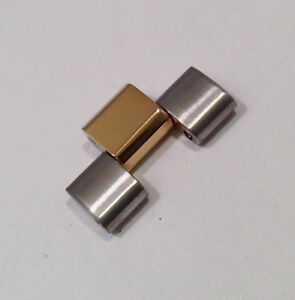 Tag Heuer 2000 Midsize 16MM SS 18K Gold Link BB0315 WK1221 WK1220 New Auth