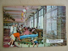 Postcard - BUTLIN'S CLACTON, THE RECEPTION HALL. Used 1971.