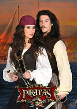 "ESPAÑA,SERIES,""PIRATAS"" UNICA TEMPORADA, 2011, 3 DVD, 8 CAP."