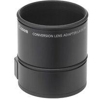 Adaptador de Lente de conversión 58 mm Canon LA-DC58C, London