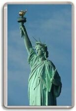 Statue Of Liberty New York Fridge Magnet #2
