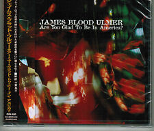 JAMES BLOOD ULMER Are You Glad To Be In America DIW CD DAVID MURRAY*OLIVER LAKE