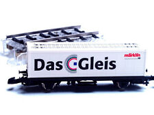 Marklin Z-scale Car with a clear Ho track Special edition Nurnberg Toyfair 1996
