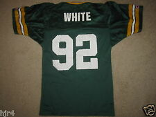 Reggie White #92 Green Bay Packers NFL Jersey Youth S 6-8 Small
