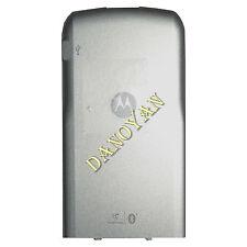 Original Motorola L2  Akkudeckel Cover Silber NEU