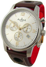 Aurea Classic swiss RELOJ HOMBRE CRONÓGRAFO mens dress watch ø40mm cc1303