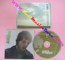 CD JAMES MORRISON Undiscovered 2006 Europe POLYDOR  no lp mc dvd vhs (CS14)