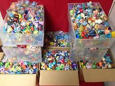 100PCS LOT RANDOM Pokemon Bandai Finger Puppet Figure Mini Toy  Pieces Kids